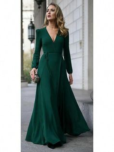 √ How to choose the wedding guest dresses from the .- √ Comment choisir les robes d'invité de mariage d'automne – Frauen mo… √ How to choose the autumn wedding guest dresses – Frauen fashion - hochzeitsgast dresses Black Tie Wedding Guests, Formal Wedding Guests, Trendy Wedding, Wedding Simple, Dresses Short, Trendy Dresses, Formal Dresses, Formal Wear, Maxi Dress With Sleeves