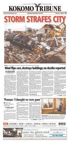 Kokomo Tribune, published in Kokomo, Indiana USA