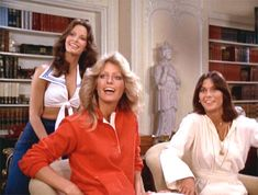 "Charlie's Angels episode ""Angels in Chains."""
