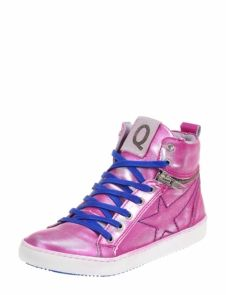 ca54cb9d6ad Keq meiden sneaker met rits van Keq - Kinderschoenen - Kinderschoenen  meiden - Sneakers hoog -