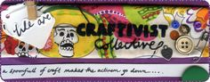 Craftivism Projects To Do | Craftivist Collective