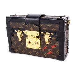 982f329dc2 Shop authentic Louis Vuitton Petite Malle Monogram at revogue for just USD  4