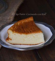 Cocinando con Kisa: Tarta de queso y yogur (KitchenAid )