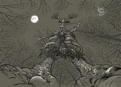 141101 #AMonsterCalls A Monster Calls - Patrick Ness - J.A. Bayona