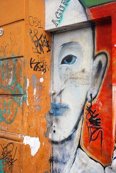 """Lost in Buenos Aires, Street Art Got Me Home,"" by Alissa Guzman"