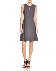 Theory Miyani Edition Dress   Bloomingdale's