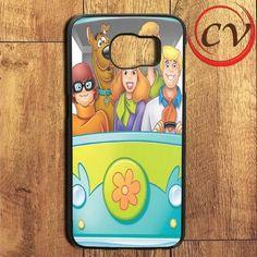 Mystery Machine Van Scooby Doo Samsung Galaxy S7 Edge Case