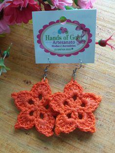 Cactus Earrings, Diy Earrings, Earrings Handmade, Crochet Earrings, Crochet Cactus, Blogger Tips, Crochet Baby, Crochet Patterns, Knitting