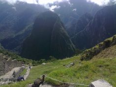 Terrazas del Machu Picchu