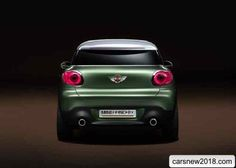 Compact crossover 2018-2019 Mini Paceman