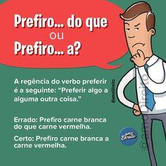 """4,365 curtidas, 53 comentários - amo Direito® (@amodireito) no Instagram: """"🙌😁 Ótima dica de português para marcar os amigos e nunca mais errar! ___ Siga-nos nas redes: 🅿️…"""""""