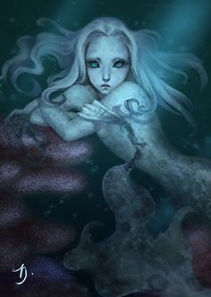 mermaid by ~WanJinYue