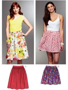 Kwik Sew Skirt Pattern