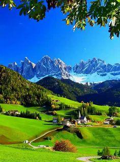 Alto Adige #mountain #dolomiti