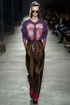 Dries Van Note Fashion Shows &  More Details