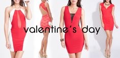 ❤️ Shop our Sexy Red Dresses for Valentine's Day ❤️ www.LeVixen.com ✔️✔️ #LeVixen #WomensClothing #SexyDresses #ValentinesDay #OOTD #Fashion #Style #Tuesday