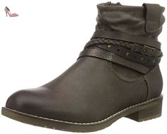 Bottes Klain Chaussures Jane Gris Taupe39 If7yvYb6g