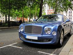 Check out our page for a FULL hands on review on the NEW Bentley Mulsanne