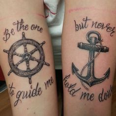 Brother-Sister Tattoos - In It Together