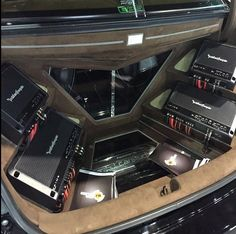 1000+ images about car system on Pinterest | Car audio, Audio and ... Custom Car Audio, Custom Cars, Car Audio Installation, Custom Car Interior, Vanz, Car Audio Systems, Car Sounds, Diy Speakers, Audio Sound