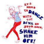 Shake it off!