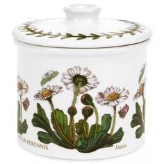 Botanic Garden, Zuccheriera in porcellana Portmeirion | Gagliardi