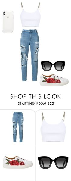 """Untitled #22"" by stogtman on Polyvore featuring Diesel, Alexander Wang, Gucci and Apple"