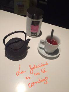 La felicidad un té contigo en La Maravilla