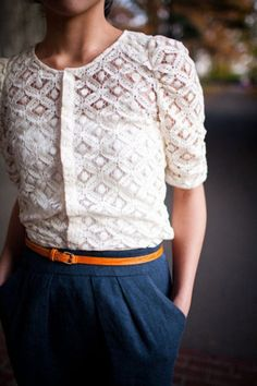 LACE CLOTHING TO WEAR AT WORK | Weddig Hair
