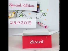 Beavit Box Special Edition Teaser - YouTube Teaser, Box, Youtube, Decor, Snare Drum, Decoration, Decorating, Youtubers, Youtube Movies