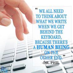 #DrPhil #StopCyberbullying