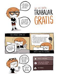 """Tira publicada originalemente para el webcómic """"Caniculadas"""". Lo subo en castellano en mejor resolución. Gracias a todos por la ..."""