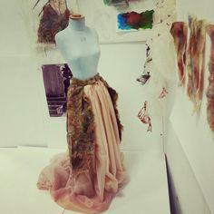 Still life wedding garment!♥