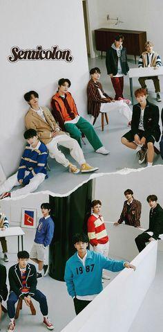 Woozi, Jeonghan, Carat Seventeen, Seventeen Album, Seventeen Wonwoo, Hip Hop, K Pop, Vernon, Banda Kpop