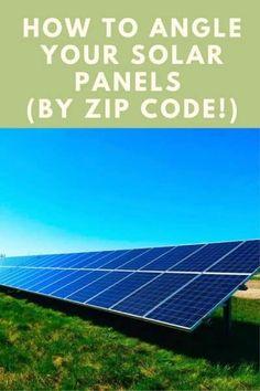 Free Solar Panels, Solar Energy Panels, Solar Panels For Home, Code Postal, Sun Panels, Solar Projects, Energy Projects, Solar Equipment, Angles