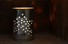 Four Creative Ways to Repurpose Tin Cans
