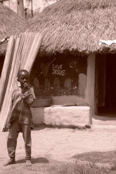 Uganda. Love Jesus.