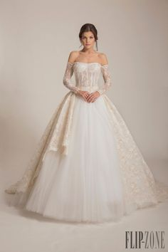 Abed Mahfouz Colored Wedding Dresses Dress Styles Dream Gowns