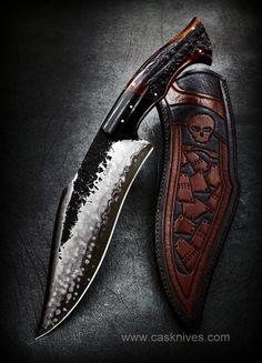 Black Bear   CAS Knives - cuchillos artesanales