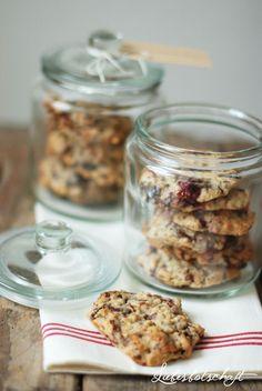Best cookies ever - Kekse mit immer wieder anderen Zutaten