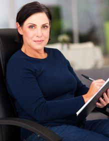 A Marriage Counselor Gets Personal