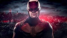 Get your first glimpse of the red suit from Marvel's Daredevil on Netflix, premiering on April 10 on the streaming platform. Daredevil Cast, Daredevil 2015, Daredevil Cosplay, Netflix Marvel Series, Netflix Tv Shows, Troy Baker, The Avengers, Thor, Marvel Universe