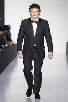 men's winter 2017 fashion show enjoy our friends wearing agnès b.'s exclusive looks! Patrick Pelloux