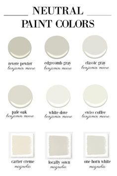 Sharing the best neutral paint colors and why we chose the color for our walls. - Sharing the best neutral paint colors and why we chose the color for our walls. Pale Oak is tried and true and a beautiful neutral color.