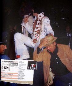 1971 Elvis and Col Parker