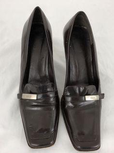 131d7c2adce4 Vintage Coach Italian Leather