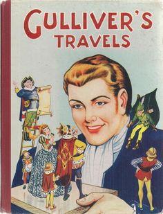 Gullivers Travels. Publisher: Birn Brothersi