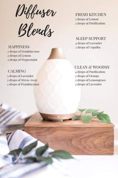 I began my journey with Young Living's Essential Oil Premium Starter Kit. Young Living now offers several ways to get started depending on what is the best fit for your goals. Young Essential Oils, Essential Oils Guide, Essential Oil Uses, Doterra Essential Oils, Young Living Oils, Young Living Diffuser, Essential Oil Diffuser Blends, Diffuser Recipes, Bruchetta