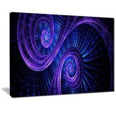 Purple wall art is funky, cute and currently trendy.  You can see how popular purple home wall art décor is on home décor shows on TV, Online and even in your own community.  Additionally purple wall art is truly charming and pretty.  #purple    Purple abstract wall decor - purple wall art - purple home decor