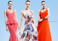 Veronica Far – Vestidos largos de fiesta verano 2016